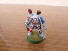 Warhammer 40K Space Marines Figurines ?  OOP Painted Metal Lot 1