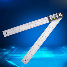 Digital Protractor Inclinometer Goniometer Angle Ruler Electronic Angle Gauge
