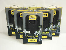 Otterbox Commuter Series Protective Case HTC One M9 black 660543372875 NEW!