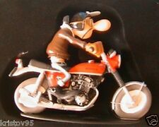 FIGURINE JOE BAR TEAM EDOUARD BRACAME HONDA 750 FOUR 1/18 BD MOTO BIKE