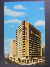 Toronto Canada Westbury Hotel Two Towers Yonge Street Vtg Color Postcard 1950s