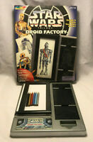 Vintage Star Wars Trilogy RoseArt 1996 Droid Factory Design Drawing Set w/ Box