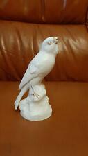Pirkenhammer Epiag Porzellanfigur Vogel  Entw L Tischler