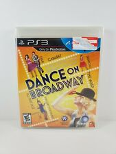 Dance on Broadway (Sony PlayStation 3, 2011) Brand New Sealed