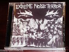 Extreme Noise Terror: S/T ST Self Titled Same CD 2015 Willowtip USA WT-135 NEW