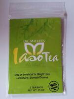 DR. MILLER'S IASO TEA *1 MONTH SUPPLY* GREAT PRICE - ORIGINAL DR. MILLER'S TEA