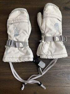 The North Face Hyvent Winter Mittens Gloves Youth Junior Small 7/8