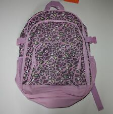 New Gymboree Leopard and Heart Backpack 2T 3T 4 5 6 One Size NWT Girls