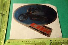 Alter Aufkleber Motorrad HONDA CBR 1000F/600F