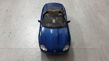 Jaguar XK 8 Cabrio, blaumetallic, 1:18, Maisto