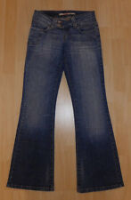 ONLY Jeans Swear Stretch W 34 L 30 34/30 dunkelblau Stonewashed Größe 27