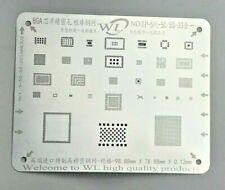 iPhone 5 / 5C / 5S IC Repair BGA Reballing Stencil Template Chip Tool