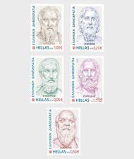 Griekenland / Greece - Postfris / MNH - Complete set Greek Literature 2019