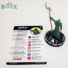 Heroclix DC Rebirth set Mister Oz #052 Super Rare figure w/card!