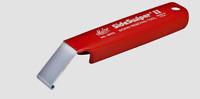 "1~Malco 6-1/4"" x 4"" Steel Siding Removal Tool Red SRT2 Removes Vinyl & Aluminum"