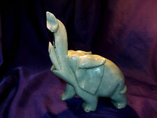 FSH169 Feng Shui Solid Jade Hsiang Elephant 17cm Very Large
