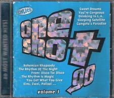 """ ONE SHOT 90 VOLUME 2 "" RARO CD FUORI CATALOGO"
