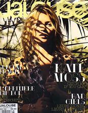 KATE MOSS FRENCH Jalouse Magazine 11/12 LAETITIA CASTA BAD GIRLS