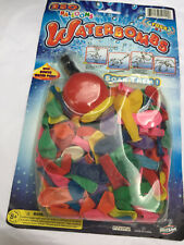 250 multi color Water Balloons free Water Bomb Pump top quality sealed bubble PK