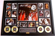 New Bob Marley Signed Oversized Limited Edition Memorabilia