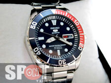 Seiko 5 Sports Automatic Divers 23 Jewels 100m Men's Watch SNZF15K1