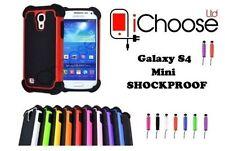 Housses et coques anti-chocs en plastique rigide Samsung pour téléphone mobile et assistant personnel (PDA)
