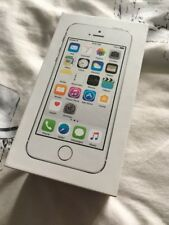 Brand New! Apple iPhone 5s - 16GB - Silver - 1 Year Warranty. Boxed. UK Seller.