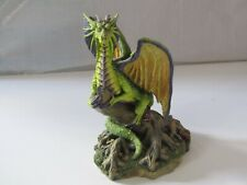Land Of The Dragons. ' Small Woodland Dragon ' Ornament K003.