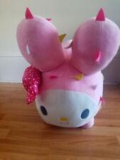 """JUMBO 20"""" TOKIDOKI x Sanrio PINK CACTUS TOKI DOKI MY MELODY Plush Toy DOLL RARE"""