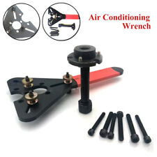 A/C Compressor Clutch Remover Air Conditioner Wrench AC Automotive Puller Tool
