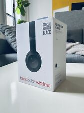 Beats by Dr. Dre Solo3 Wireless On Ear Headphones - Special Edition Matte Black