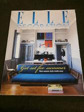 June Elle Decoration Home Magazines