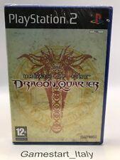 BREATH OF FIRE DRAGON QUARTER - SONY PS2 - NUOVO SIGILLATO VERSIONE ITA - PAL