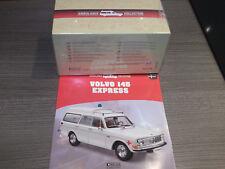 Atlas Ambulance Collection Volvo 145 Express m OVP  verscheißt + Datenblatt 1:43