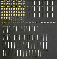 Peterbilt 379 Stainless Steel HUCK / Rivet kit for Grille Surround