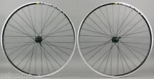 Mavic CXP Elite Black Road Bike Wheelset Shimano 2400 Hubs 32h fits SRAM 8 9 10s