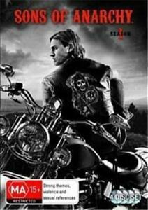 SONS OF ANARCHY - SEASON 1 DVD  VGC (BS1) FREE POST