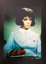 GABRIELLE DRAKE - UFO TV SERIES ACTRESS - BRILLIANT SIGNED COLOUR PHOTOGRAPH