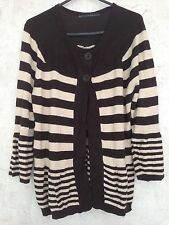 Debenhams 3/4 Sleeve Striped Jumpers & Cardigans for Women
