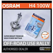 ! nuevo! 62204SBP Osram H4 100/90W Super brillante Bombilla PREMIUM Off-Road Rally (x1)