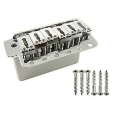 NEW Gotoh GE102T Traditional Tremolo for Strat w/ Steel Saddles - CHROME