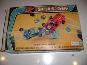 Kenner SSP Smash Up Derby Jump set Buggem car Tough Tom truck 2485 vintage 1973