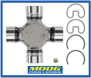 1 Universal Joint Premium Moog 458 For Dodge Greasable