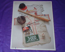 """1993 STAN """"THE MAN"""" MUSIAL LICENSED PHOTO NO. 12 W/ CERTIFICATE"""