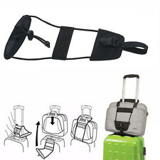 Adjustable Travel Luggage Suitcase Belt Add A Bag Strap Carry On Bungee 1PC