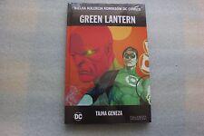 Wielka Kolekcja Komiksów DC Comics - Green Lantern - Tajna Geneza