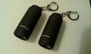 Mini Light USB aufladbare Taschenlampe Pocket Schlüsselanhänger Taschenlampe