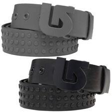 Cinturones de hombre de plástico