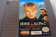 Home Alone 2 Lost in New York Nintendo Entertainment System NES Free US Shipping