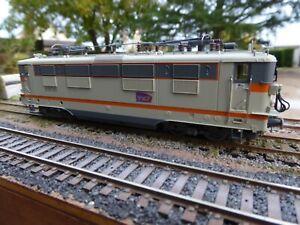 Locomotive électrique SNCF BB 16500 (16740 Strasbourg) LS Models ref 10 154 HO V